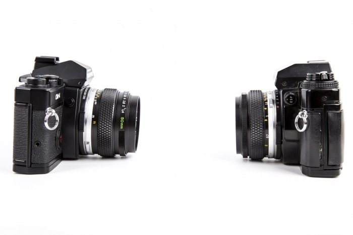 perbandingan dslr vs mirrorless