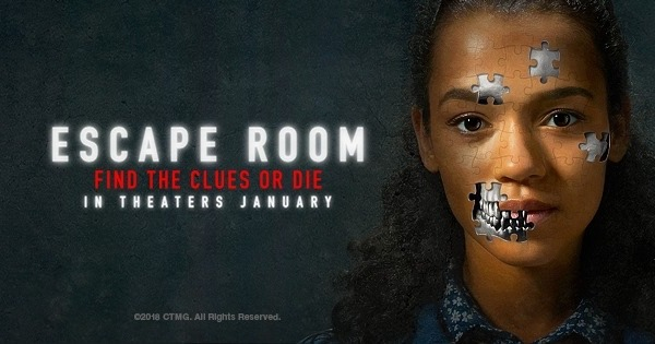 """Escape Room"" 3 Genre Dalam Satu Film [Horror, Action, dan Drama]"